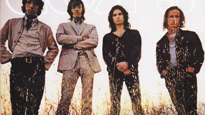The Doors - Waiting for the sun (40th anniversary)