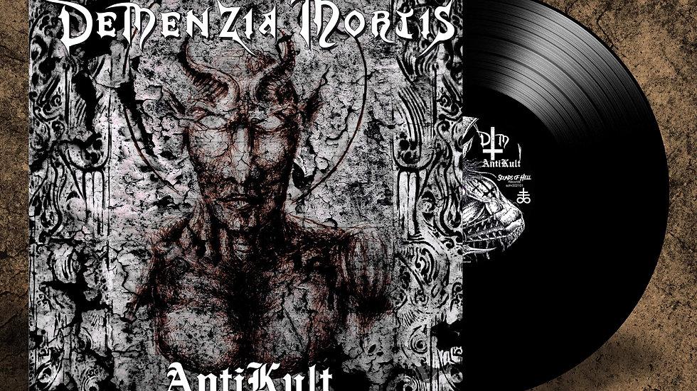 Demenzia Mortis - Anti Kult (lp, black vinyl)