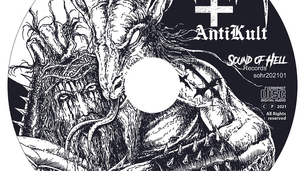 Demenzia Mortis - Anti Kult Hoodie