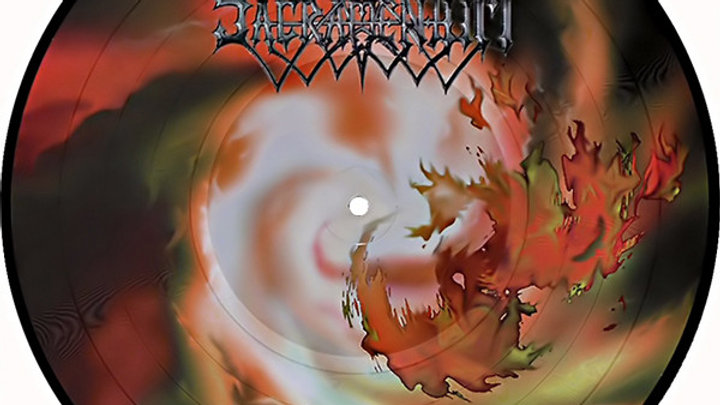 "Sacramentum - The coming of chaos (pictude disc) (12"")"
