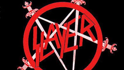 Slayer - Criminally insane