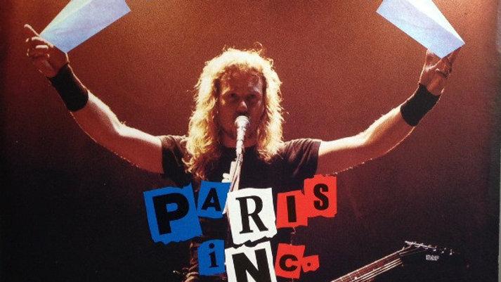 Metallica - Paris inc.
