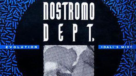 "Nostromo Dept - Evolution (12"")"