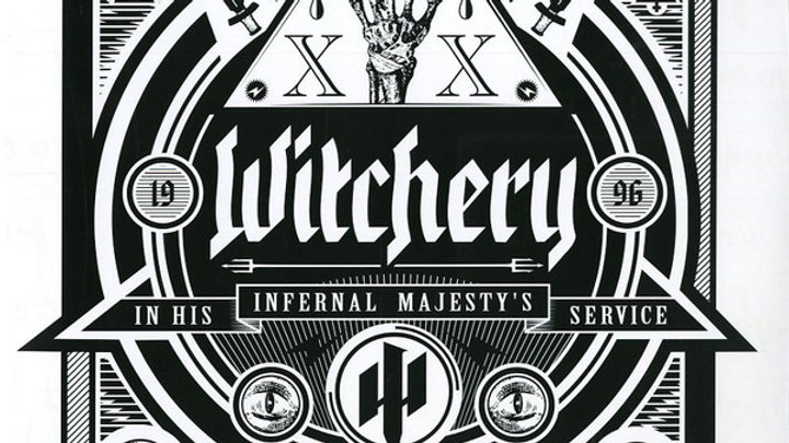 "Witchery - In his infernal majesty's service (12"")"