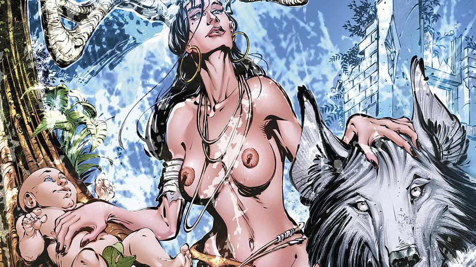 H2Ocean - The horned goddess (cd)