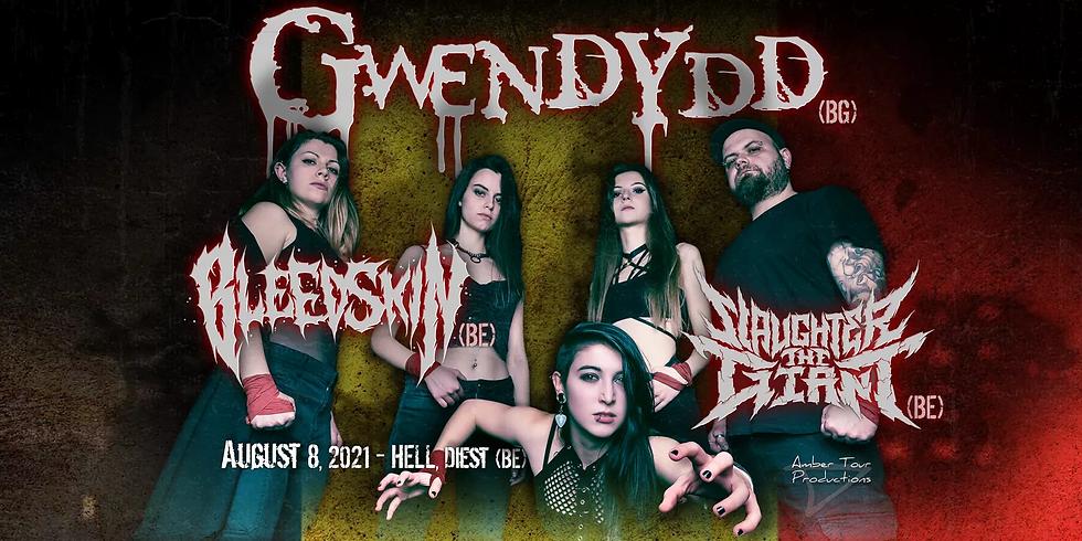 Gwendydd & Bleedskin & Slaughter the Giant