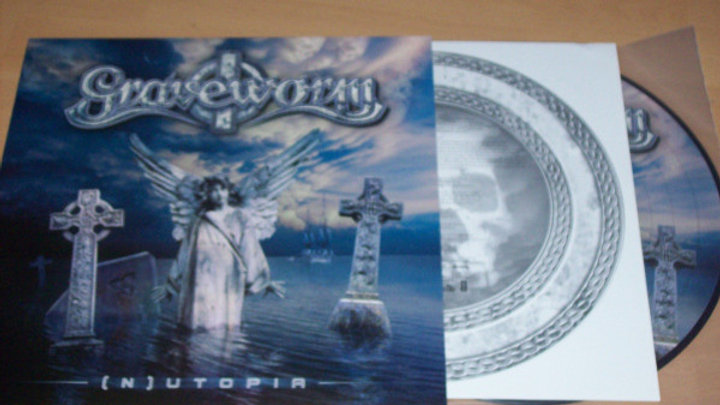 "Graveworm - (N)Utopia (picture disc) (12"")"