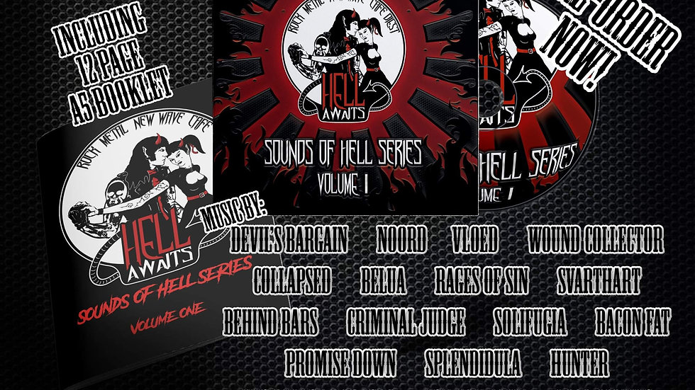 Sounds of Hell Series Volume I