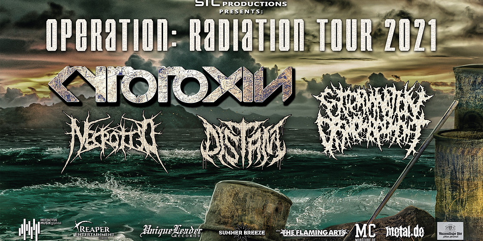 Cytotoxin / Extermination Dismemberment / Distand / Necrotted