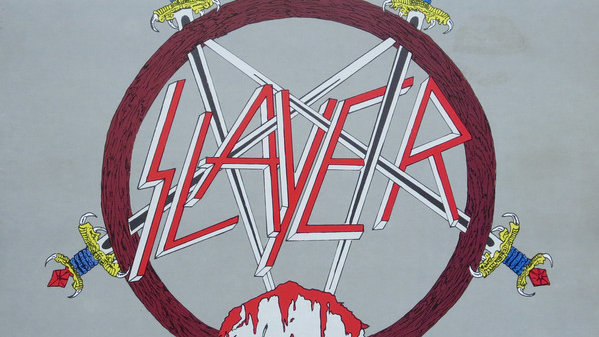 Slayer - Reign in pain