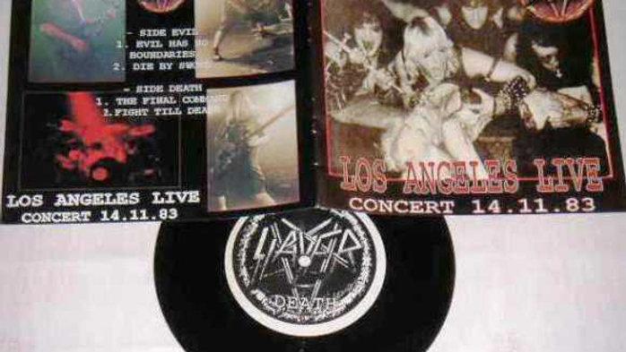 Slayer - Evil Dead (Los Angeles Live 14-11-83)