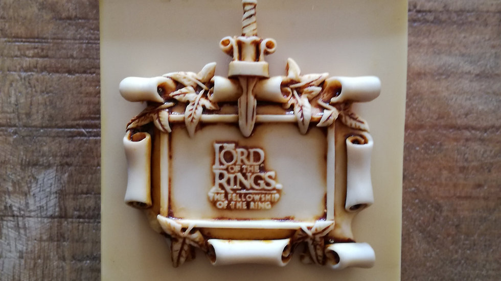 Lord of the rings pencil holder