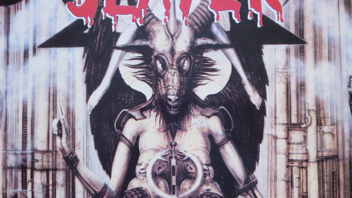 Slayer - Praise of death