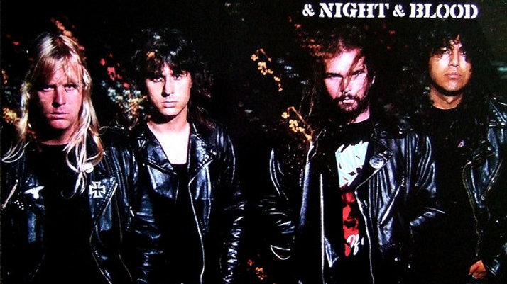 Slayer - Death & night & blood