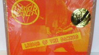 Slayer - Legion of the damned
