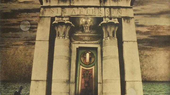 """Judas Priest - Sin after sin (12"""")"""