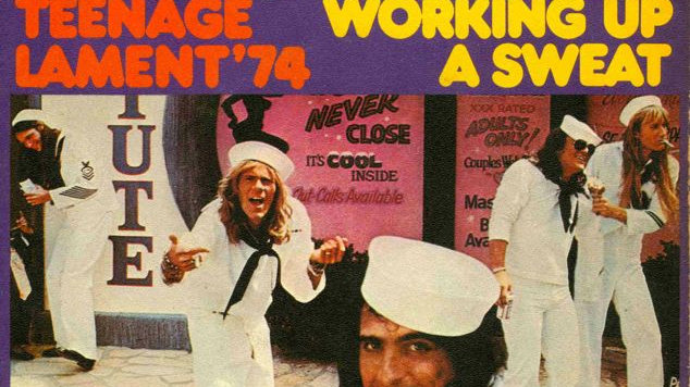 Alice Cooper - Teenage lament '74