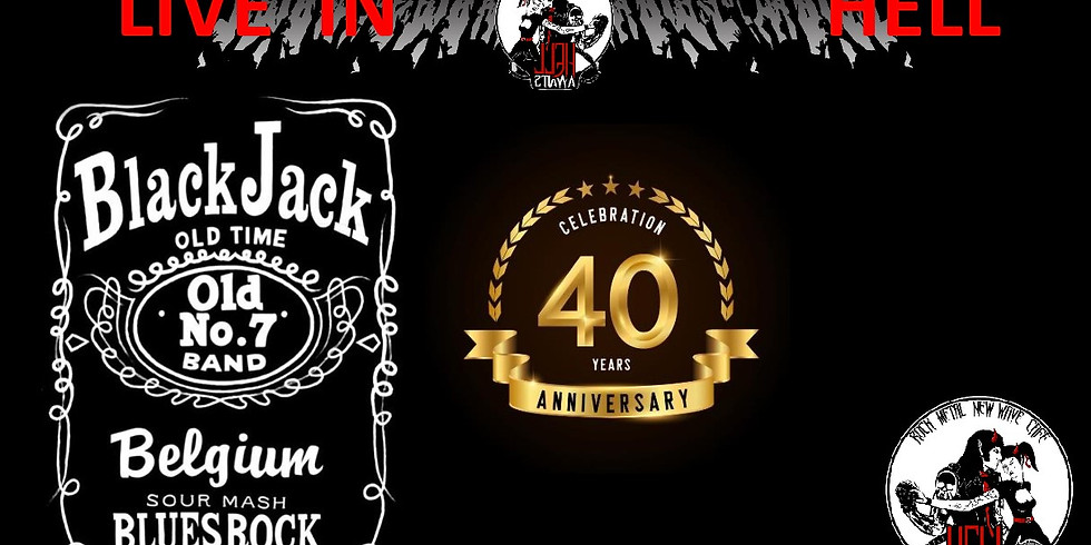 Black Jack - 40th anniversay!