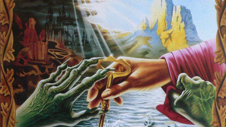 """Helloween - Keeper of the seven keys (part 2) (12"""")"""