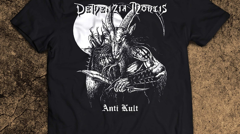 Demenzia Mortis  - T-shirt