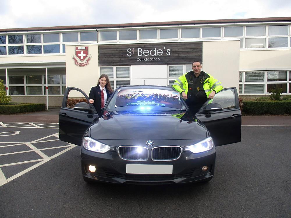 Police Interceptors - BRAKE Charity