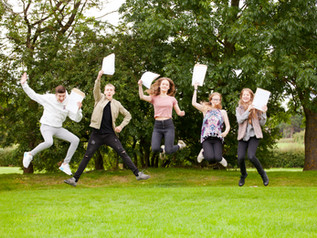 St Bede's students achieve top grades in new English and Maths GCSEs!