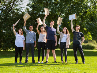 Another record year of outstanding A-level results!