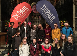 Sleepover at Durham Cathedral