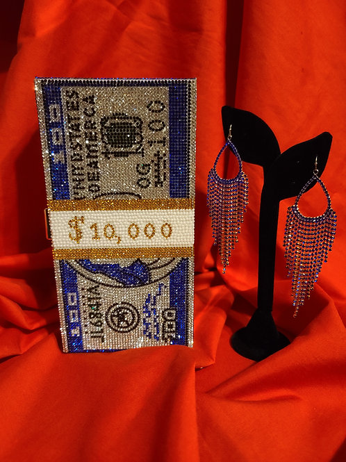 Money & Clutch set