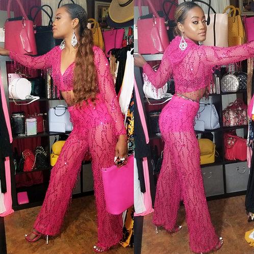 Pink Swan Set