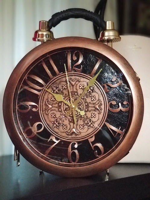 Clock Purse
