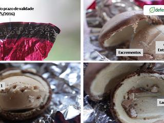Chocolate com Surpresa