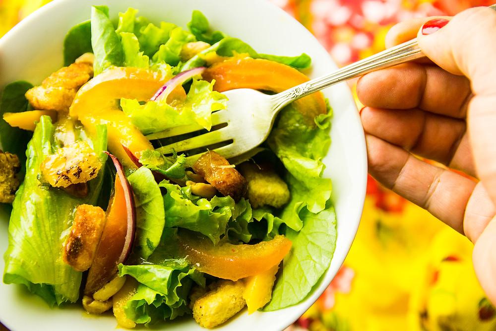Misture esta geleia com azeite de oliva e obtenha um molho saboroso para saladas