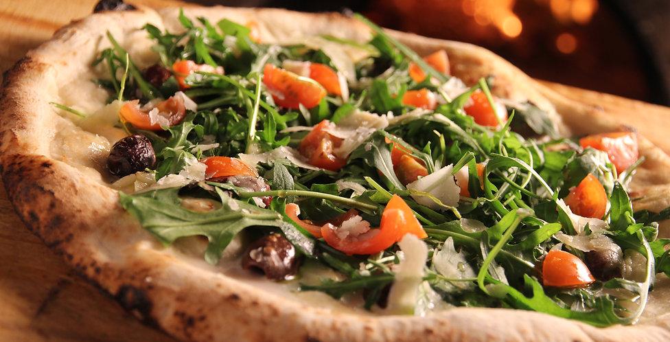Pizza Pomodoro margarita