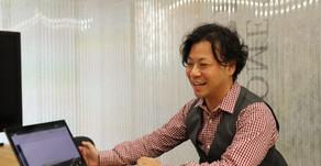 赤松義健(営業マネージャー) - 「人間関係は非常に友好的で楽しく働きたい方にはお奨めです」