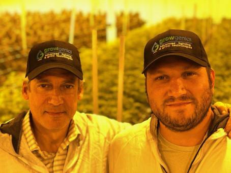 Press Release: Growgenics LLC Teams Up with Cannabis Mogul, Rhett Jordan