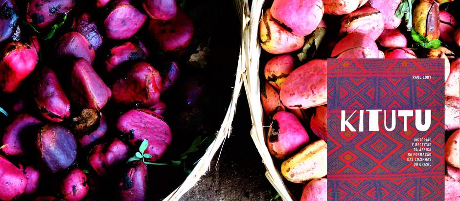 Livro Kitutu retrata a influência africana na cozinha brasileira