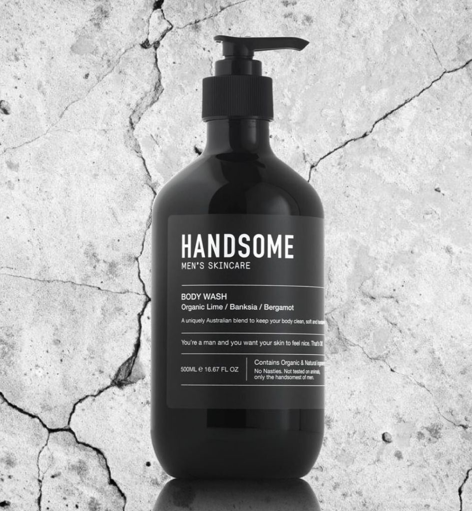 Handsome-product-styled-body-wash