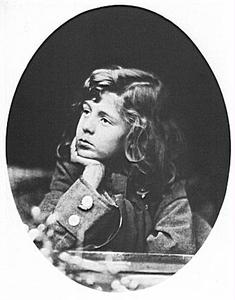 Hallam Tennyson. Photo: Oscar Gustav Rejlander (1813-1875), ca. 1863 {{PD}}