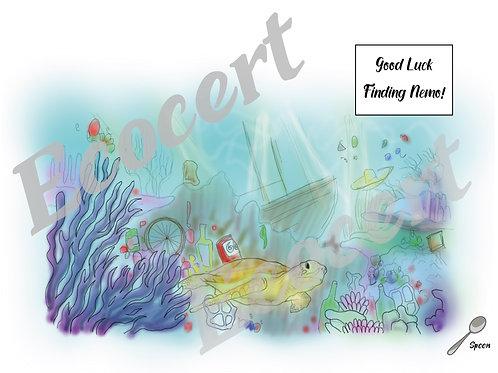 Good Luck Finding Nemo