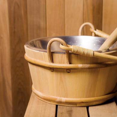 sauna bacia