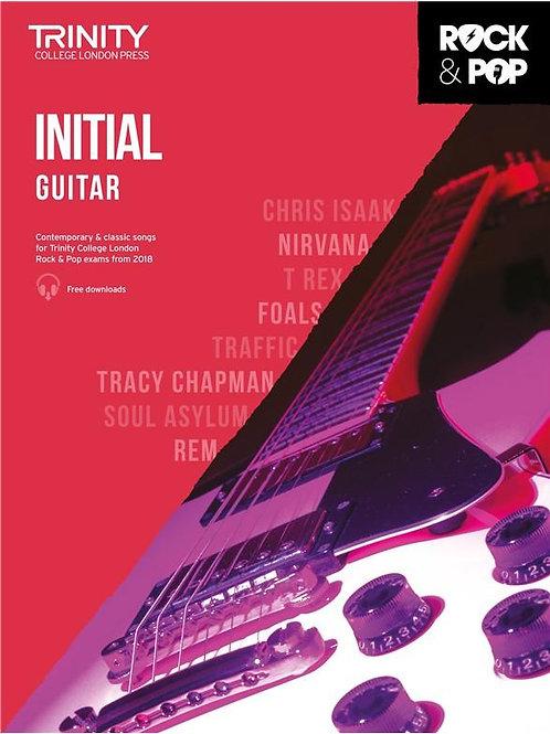 Trinity Rock & Pop Guitar Grade Initial