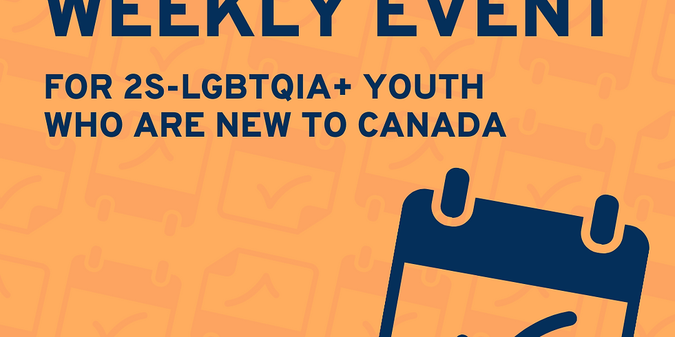 New to Canada Weekly Event