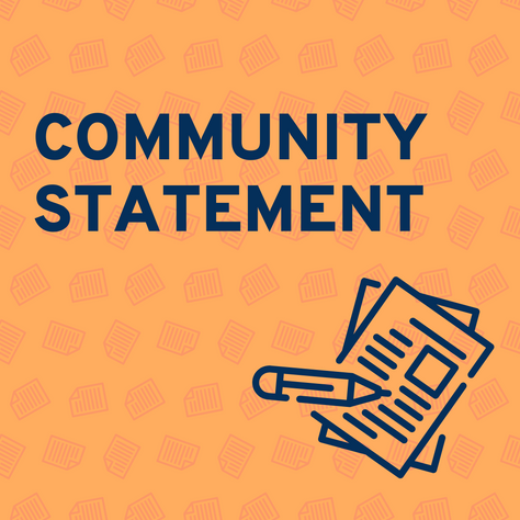 Community Statement