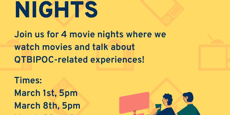 QTBIPOC Movie Night