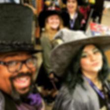 leakycon costumes