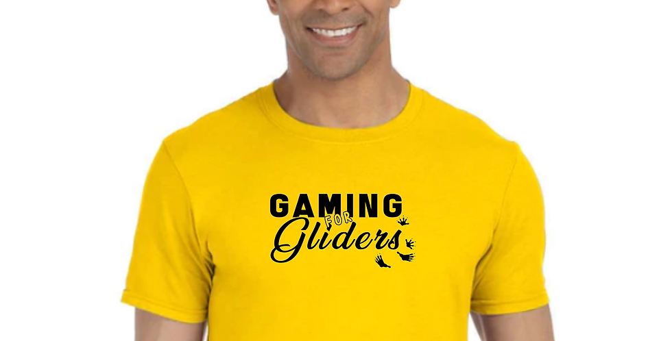 Gaming for Gliders Tshirt