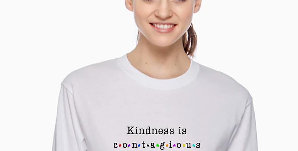 Kindness is contagious Longsleeve