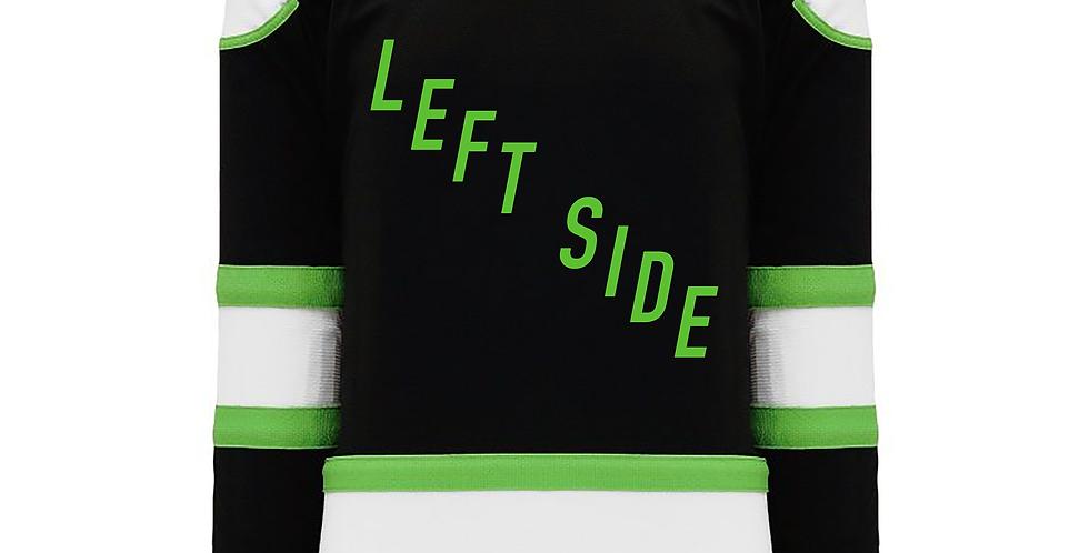 Left Side Hockey Jersey