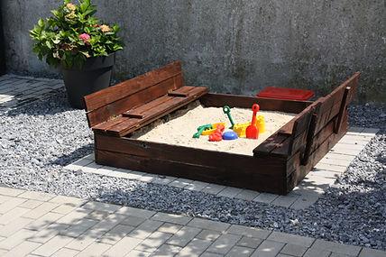 Ferienhaus Erdbeere Sandkiste Bild1.JPG